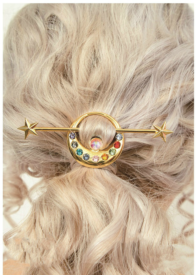 Anime Sailor Moon Saç Sticks Sailor Moon Star Moon Şapkalar hairclip Cosplay Aksesuarları
